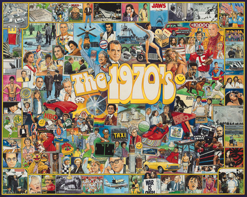 1.seventies collage